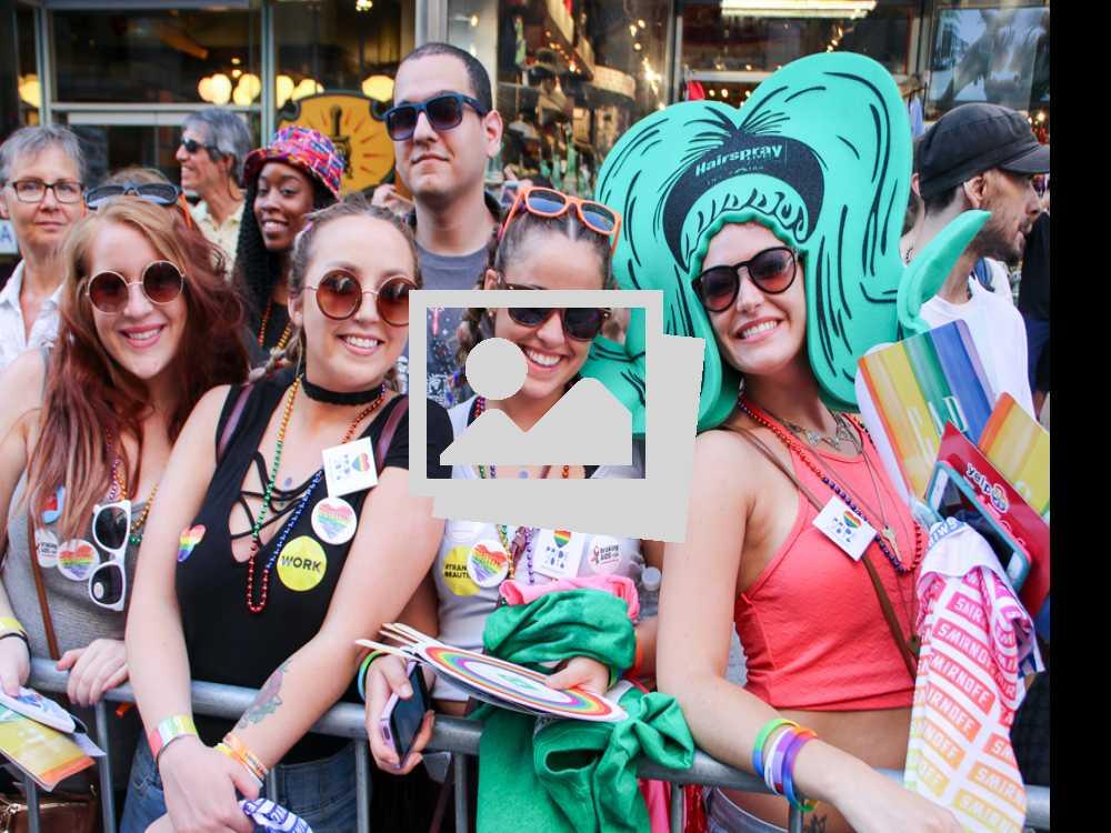 2016 New York Pride March Part Three :: June 26, 2016