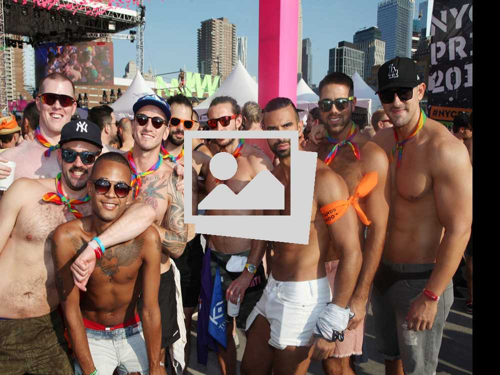 NYC Pride Pier Dance :: June 26, 2016