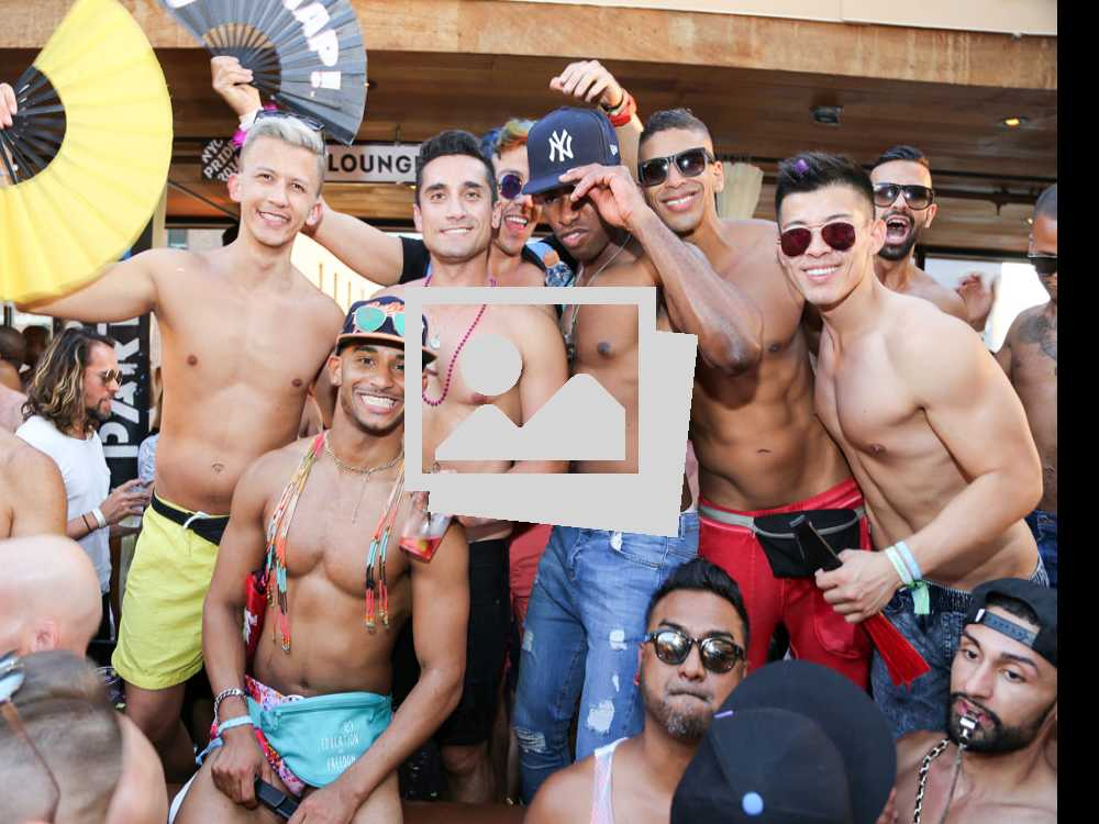 VIP Rooftop Pride Party @ The Hudson Terrace :: June 25, 2016