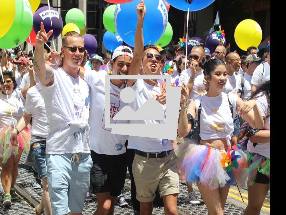 46th Annual San Francisco Pride Parade :: June 26, 2016