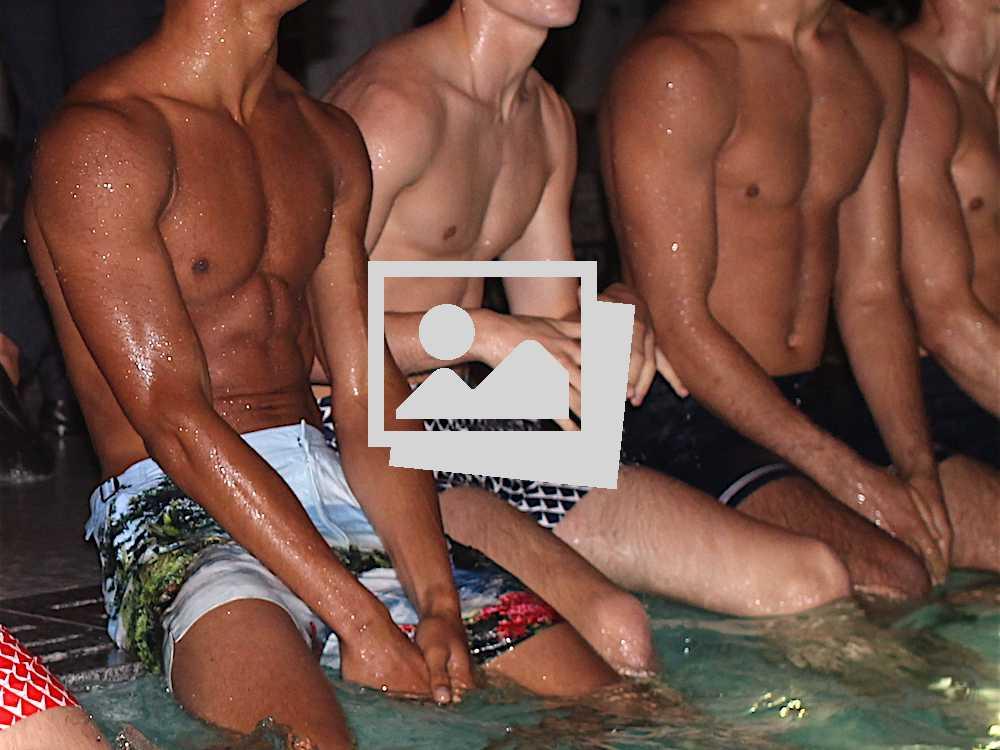 Exclusive: NYFW Men's - Nautica, Thorsun & Orlebar Brown