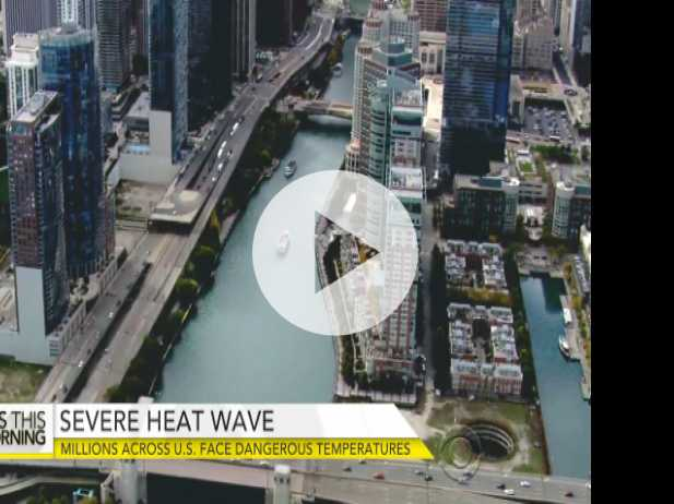 How Chicago is Keeping Cool in the Heat Wave