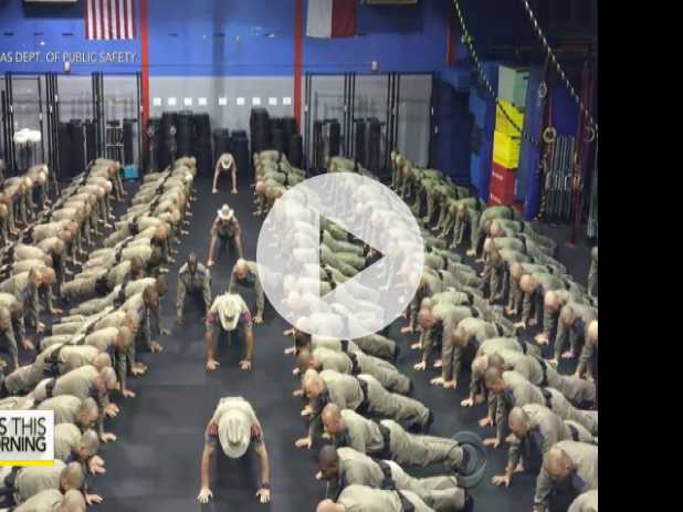 Push-Up Challenge Hopes to Help Stop Military Suicides