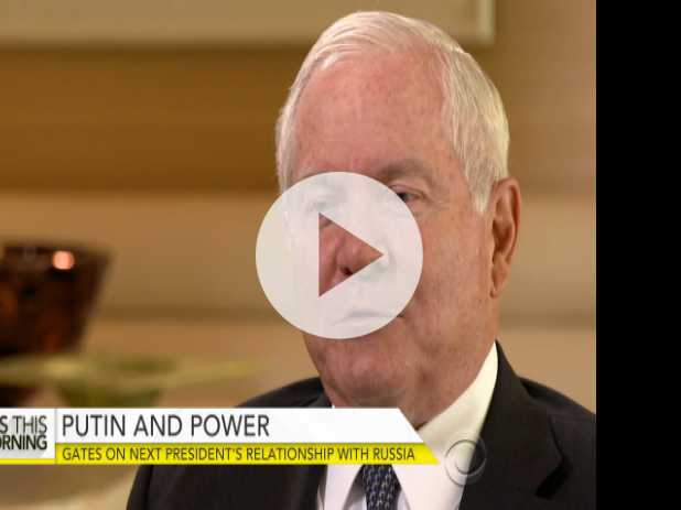 Robert Gates on Next U.S. President's Relationship with Russia