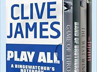 Review :: Play All: A Bingewatcher's Notebook