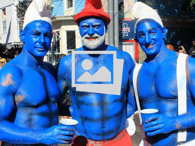 Provincetown Carnival : August 18, 2016