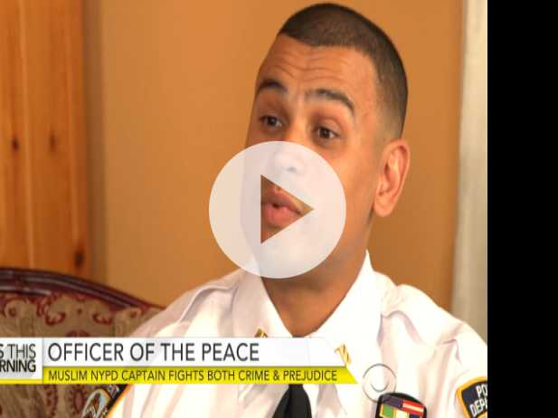 Muslim NYPD Captain Fights Crime and Prejudice