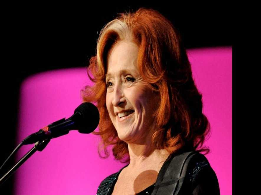 Bonnie Raitt. Blue Hills Bank Pavilion. August 20th