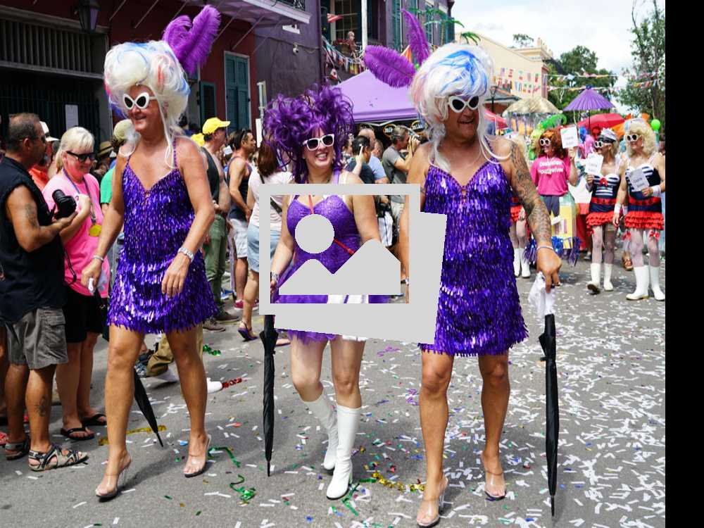 Southern Decadence Parade :: September 4, 2016