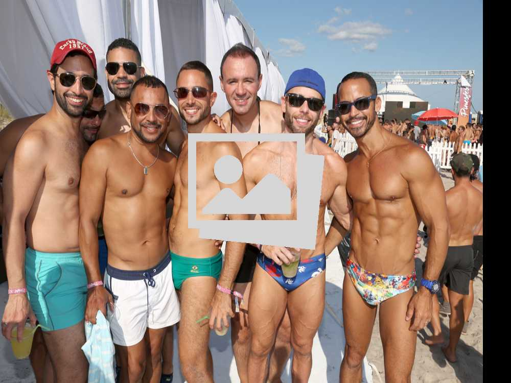 Pines Fest On Fire Island