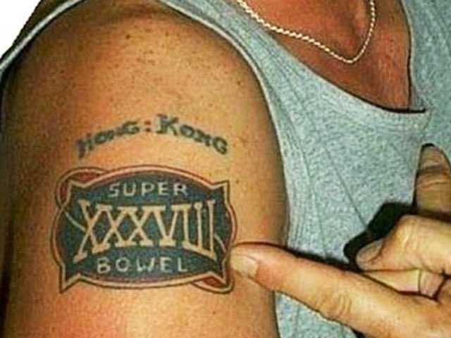 Dumb-Ass Lists: 10 'Ragrettable' Tattoos