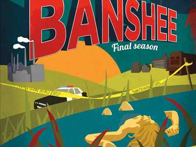 Banshee - Final Season