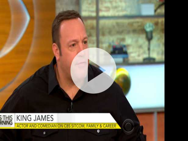 "Kevin James is Back on TV in ""Kevin Can Wait"""