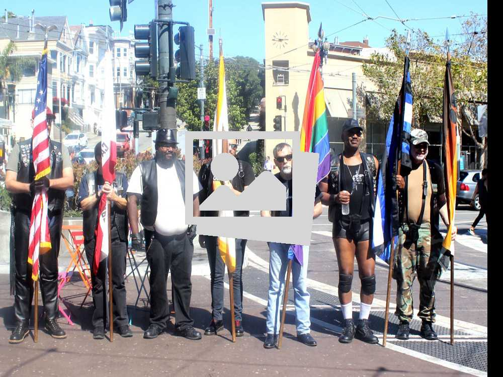 Leather Walk 2016 :: September 18, 2016