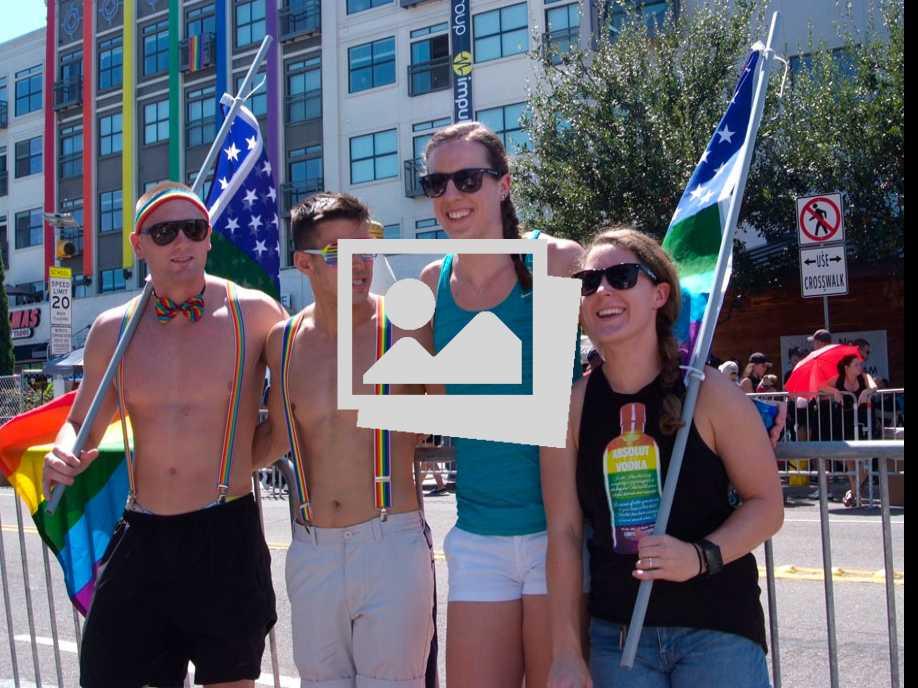 2016 Dallas Pride Parade Part One :: September 18, 2016