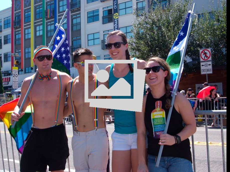 2016 Dallas Pride Parade Part One :: September 18, 2016