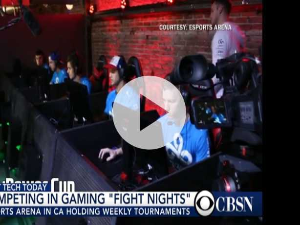 "A Look at Video Game ""Fight Nights"""