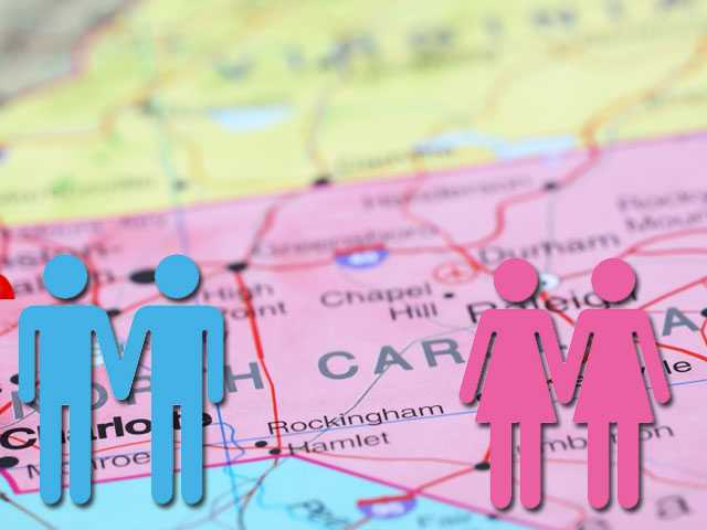 Judge Dismisses Challenge to N. Carolina Gay Marriage Law