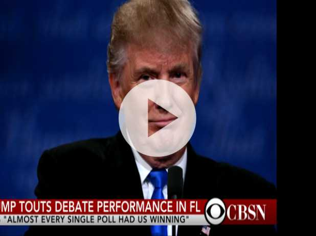 Trump Under Fire for Fat Comments, Says Next Debate Will Be Ugly