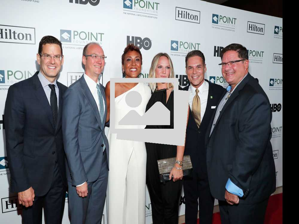 Point Honors Los Angeles Gala @ The Beverly Hilton Hotel :: October 1, 2016