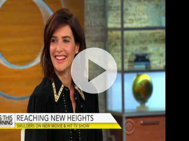 "Actress Cobie Smulders on ""Jack Reacher,"" Working with Tom Cruise"