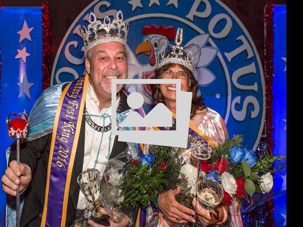 Key West King & Queen Fantasy Fest Coronation 2016
