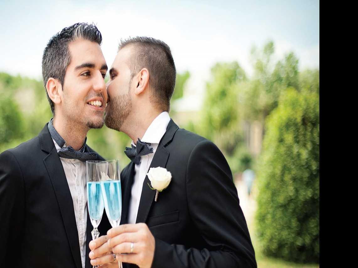 Blanc de Bleu Gives Back to the LGBT Community.