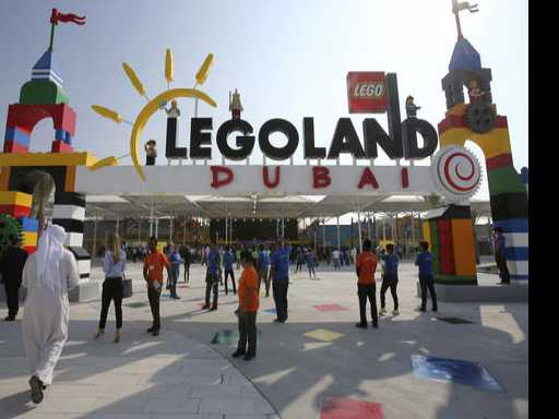 Legoland Becomes First Brick in Dubai's Southern Expansion