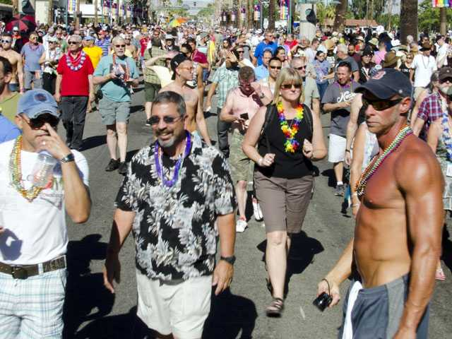Sovereign Health Sponsors Annual Palm Springs Pride Festival