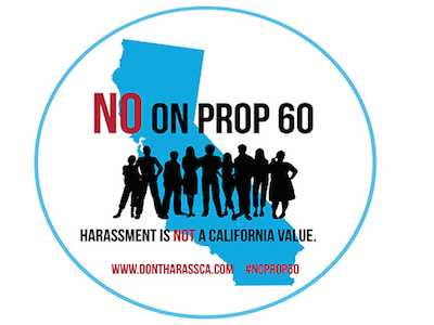 LA Dept. of Public Health: Prop 60 Would Drive Adult Entertainment Industry Underground