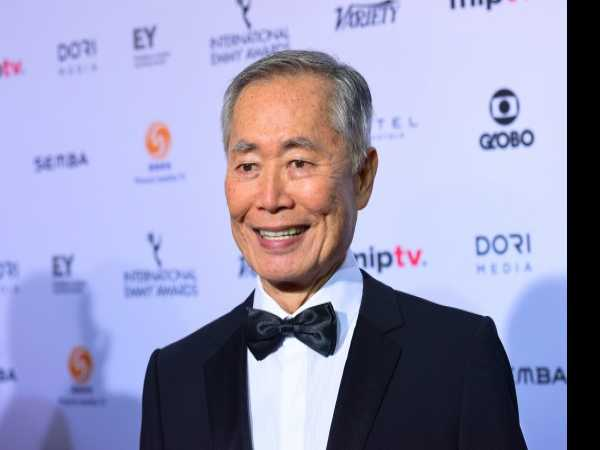 We Meet George Takei
