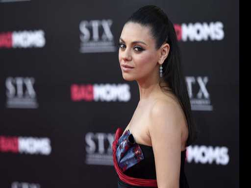 Mila Kunis Pens Essay Promising to Stand Up to Gender Bias