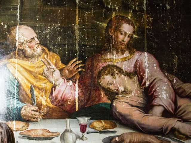 Restored 'Last Supper' Renaissance Painting to be Unveiled