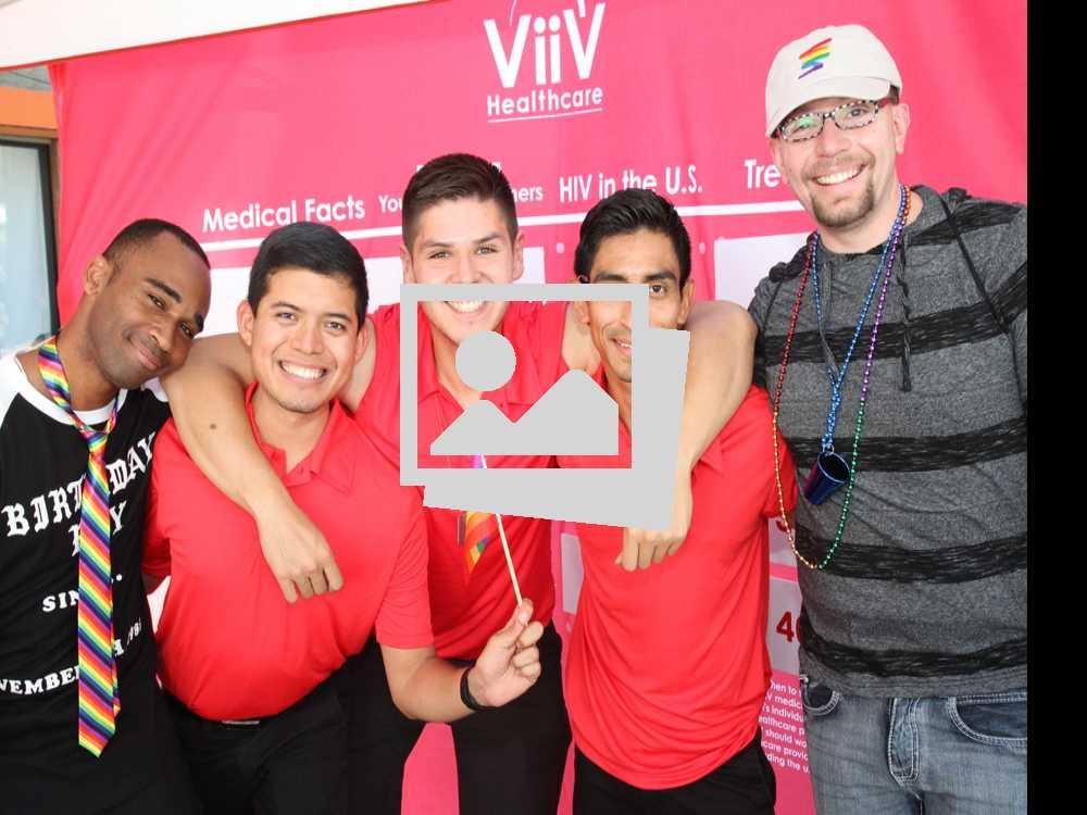 2016 Palm Springs Pride Festival :: November 6, 2016