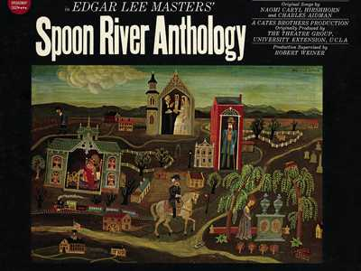 Review :: Spoon River Anthology - Original Broadway Cast