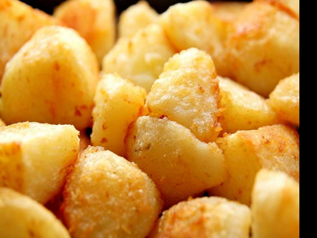 Brits Say Christmas is All About the Spuds