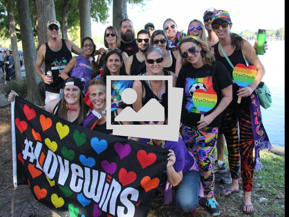 Orlando Come Out With Pride Festival :: November 12, 2016
