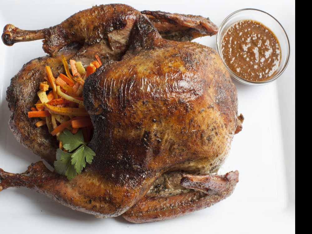 Spice Up Your Thanksgiving: Jamaican Jerk Turkey