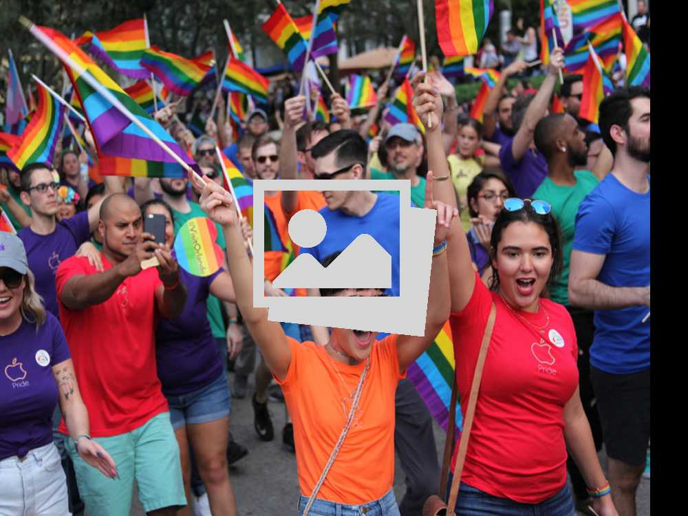 Orlando Come Out With Pride Parade :: November 12, 2016