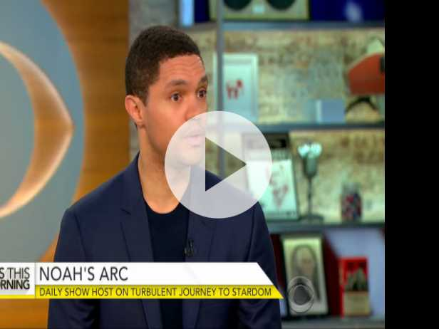 "Trevor Noah on Being ""Born a Crime,"" 2016 Campaign"