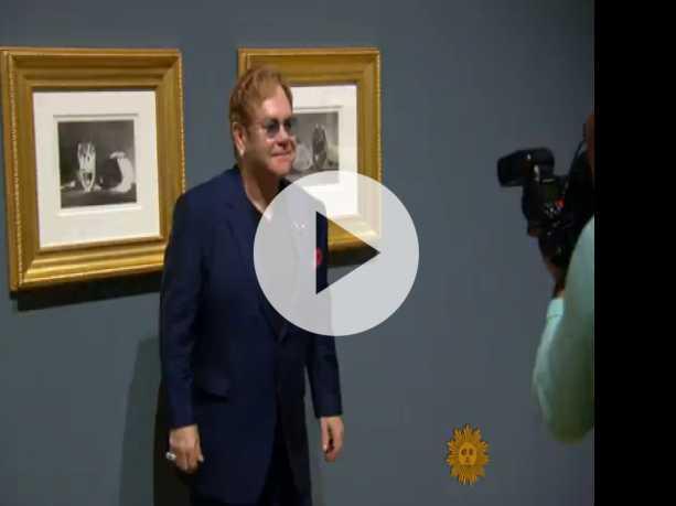 Sir Elton John's Photo Collection