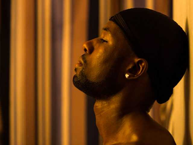 'Moonlight's Trevante Rhodes :: Breaking Though Another Door