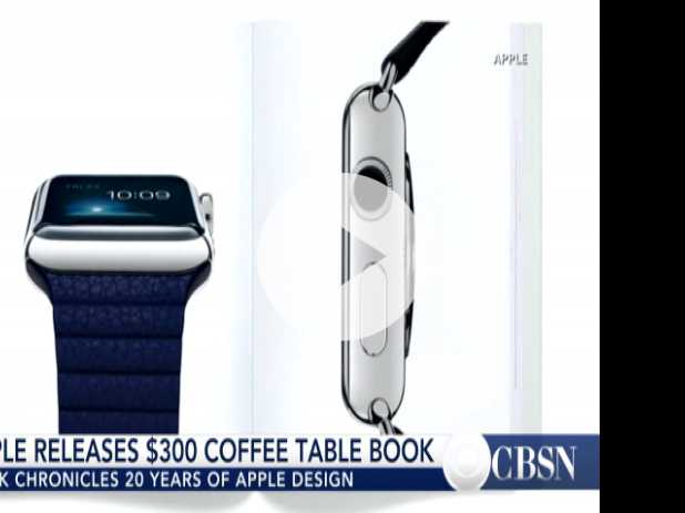 Apple's New Coffee Table Book