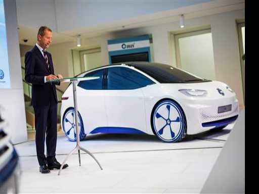 Volkswagen Bets on New Technology to Bounce Back from Crisis