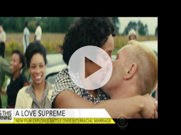 """Loving"" Explores Battle Over Interracial Marriage"
