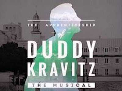 Review :: The Apprenticeship Of Duddy Kravitz - Original Cast Recording