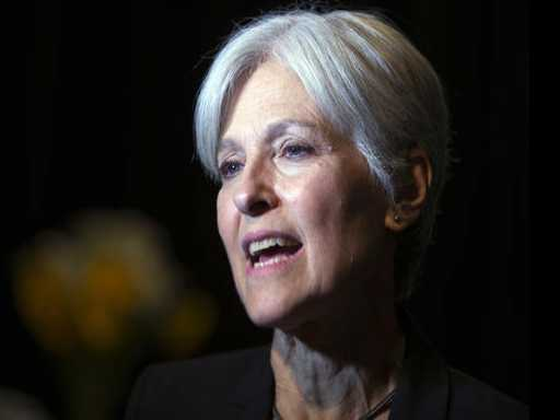 Jill Stein Presidential Recount Effort Prompts Money Gusher