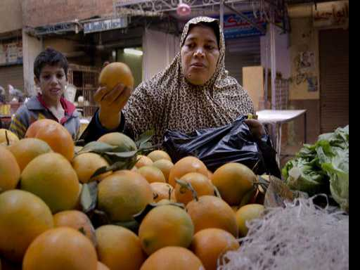 No Chicken, No Cafes: Egyptians Scrimp As Prices Leap