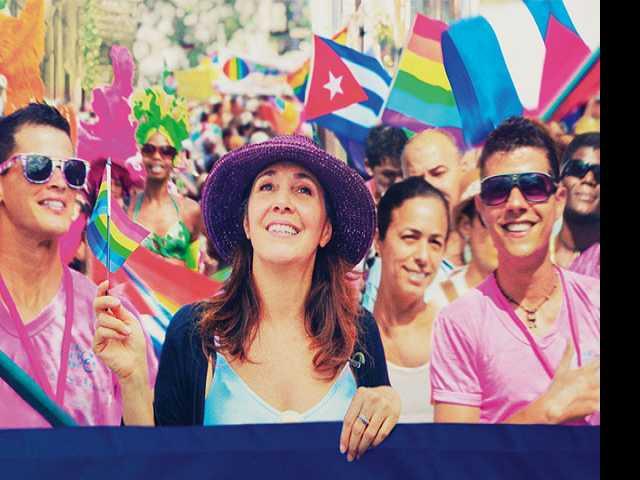 Mariela Castro's March: Cuba's LGBT Revolution Takes Viewers Inside Queer Cuba