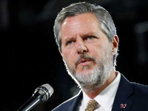 Jerry Falwell, Jr. Claims Trump Offered Him Education Secretary Post